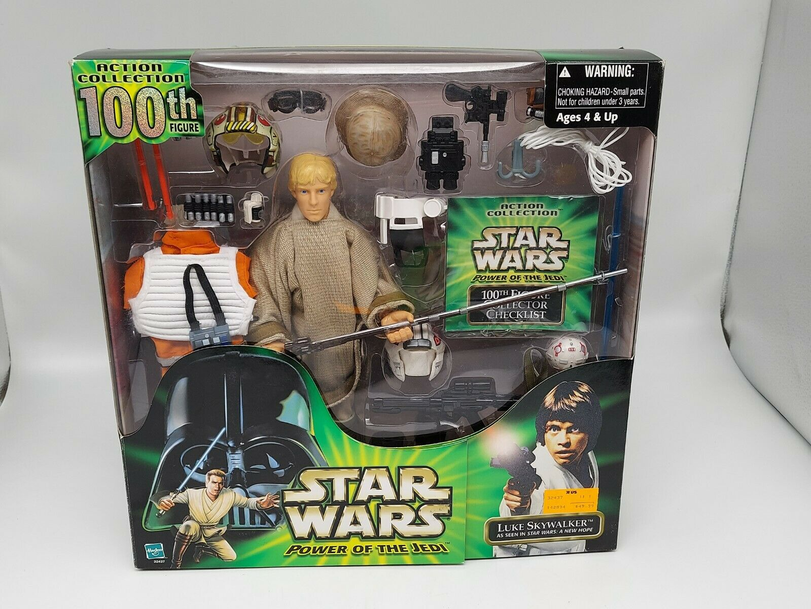 Star Wars Power of the Jedi Action Collection 100th Figure 12