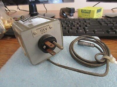 Tektronix Model 015-00763-00 Accessory Power Supply