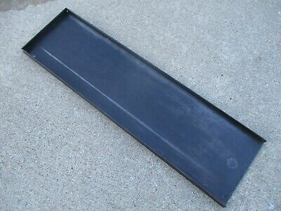 Antique Vintage Hamilton Letterpress Printing Press Metal Galley Tray For Type
