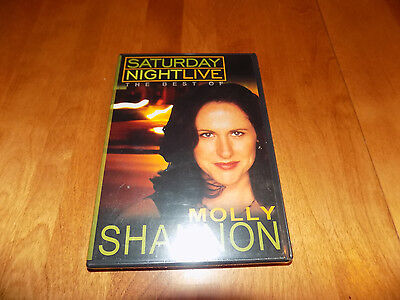 SATURDAY NIGHT LIVE THE BEST OF MOLLY SHANNON SNL Comedy TV Classic DVD (Best Saturday Night Tv Shows)