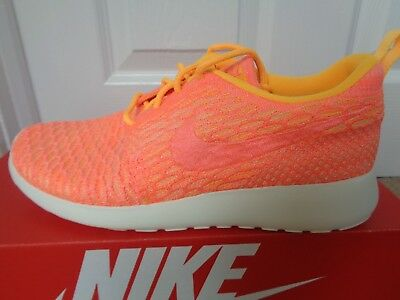 Nike Roshe One Flyknit wmns trainers shoes 704927 802 uk 3.5 eu 36.5 us 6 NEW