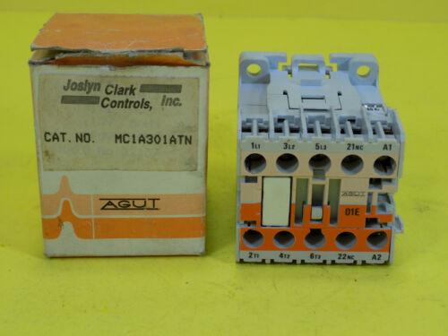 NOS JOSLYN CLARK MC1A301ATN Contactor