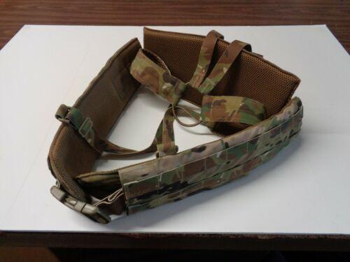 Blue Force Gear SOC-C Modular Padded Belt Kit Multicam