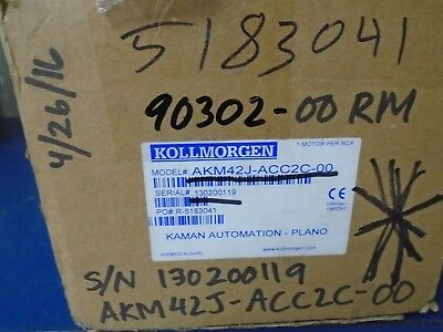 Kollmorgen Akm42j-acc2c-00 Pm Servomotor