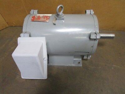 Mitsubishi Super Line Sb-jr 20hp Electric Motor 480v 3ph 1740rpm 160l Frame 2
