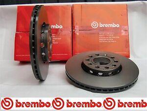 2 Stk Brembo Bremsscheiben 09.5252.10 Ford Usa, Mazda - 2 Scheiben SET!