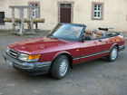 Saab 900 I 2.0 Turbo Cabrio Test