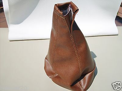 Brown 1980 81 82 1983 1984 1985 Datsun Pickup Truck Manual Shift Cover Boot