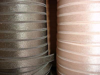 elastisches Band 0,28€/m khaki  10 Meter M47.5