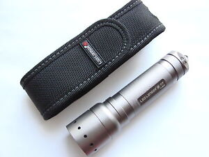 LED Lenser HP Focus Beam T7-8420 Tactical Titanium