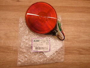 New Kubota 3C081-75870 Amber Hazard Light B L M Series Tractors