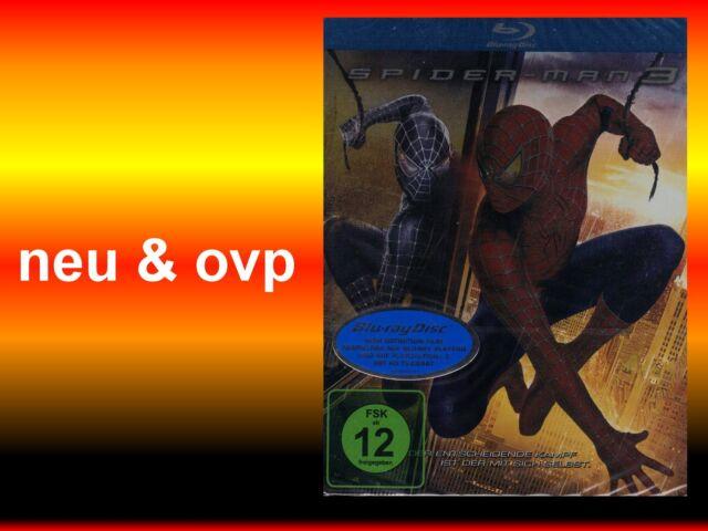 Spider-Man 3 - Blu-ray Steelbook - neu & ovp