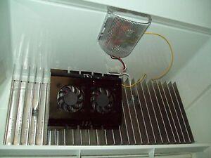 Dometic Norcold Refrigerator Fan For Rv 12 Volt Ebay