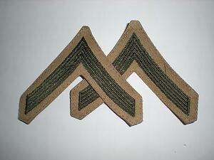 USMC-PRIVATE-RANK-GREEN-KHAKI-1-PAIR