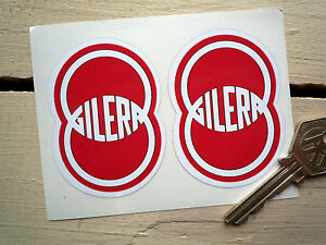 GILERA Motorcycle & Moped Stickers