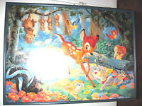 Puzzle Montato Bambi Con Cornice -  - ebay.it