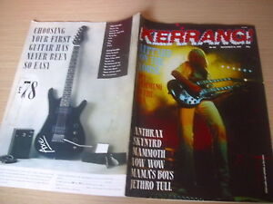 KERRANG-Great-Classic-Rock-Heavy-Metal-magazine-162