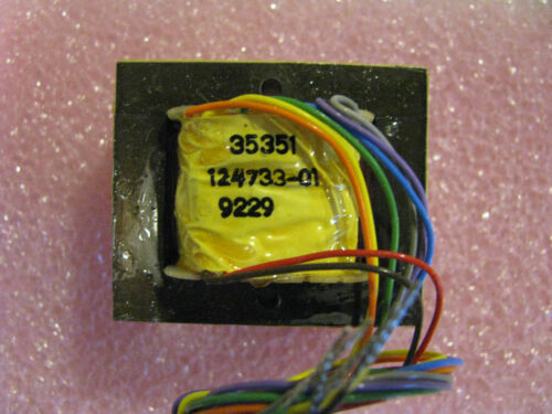 SMITHS INDUSTRIES TRANSFORMER POWER  124733-01  NSN: 5950-00-617-5298