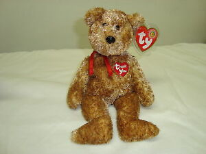 THANK-YOU-BEAR-Beanie-Baby-of-the-Month-Beanie-Babies-RARE-Ltd-Club-Ed-FREE-SHIP