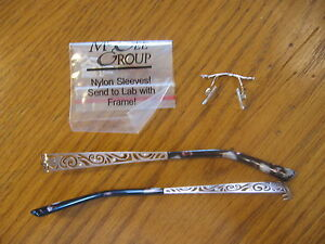 NEW-Naturally-Rimless-NR-339-NR339-eyeglass-frame-eye-glasses