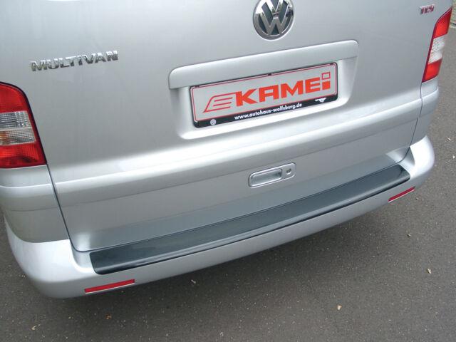 Kamei Ladekantenschutz ABS schwarz VW T5 Multivan / Bus
