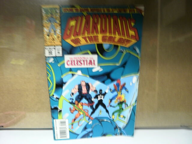 L30 MARVEL COMIC GUARDIANS OF THE GALAXY ISSUE 49 JUNE 1994 IN GOOD CONDITION