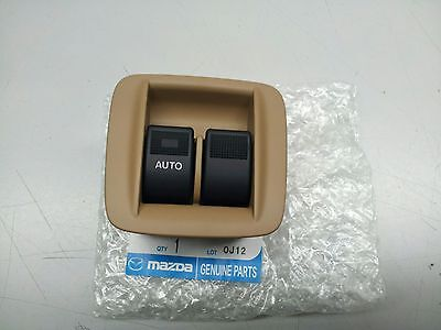 2001 2002 2003 Mazda Miata Tan Power Window Switch