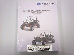 2012 polaris rzr 800 service manual pdf