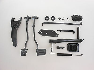 1970-1971 Camaro Firebird 4 Speed Pedal Conversion Kit Clutch Pedal Manual