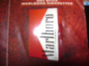 Marlboro BLACK Cigarette Coupon packs $5 value!!!