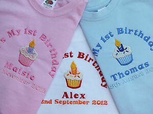 Personalised-My-1st-First-Birthday-t-shirt-cupcake-design-can-add-date