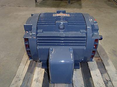 GE Electric Motor 50 HP 1800 rpm 365TS frame  Hydraulic motor Van Dorn  REBUILT