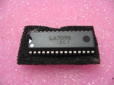Ci The 7096 ~ Ic LA7096 ~DIP30~ VTR Audio Signal Recording/Playback Processor