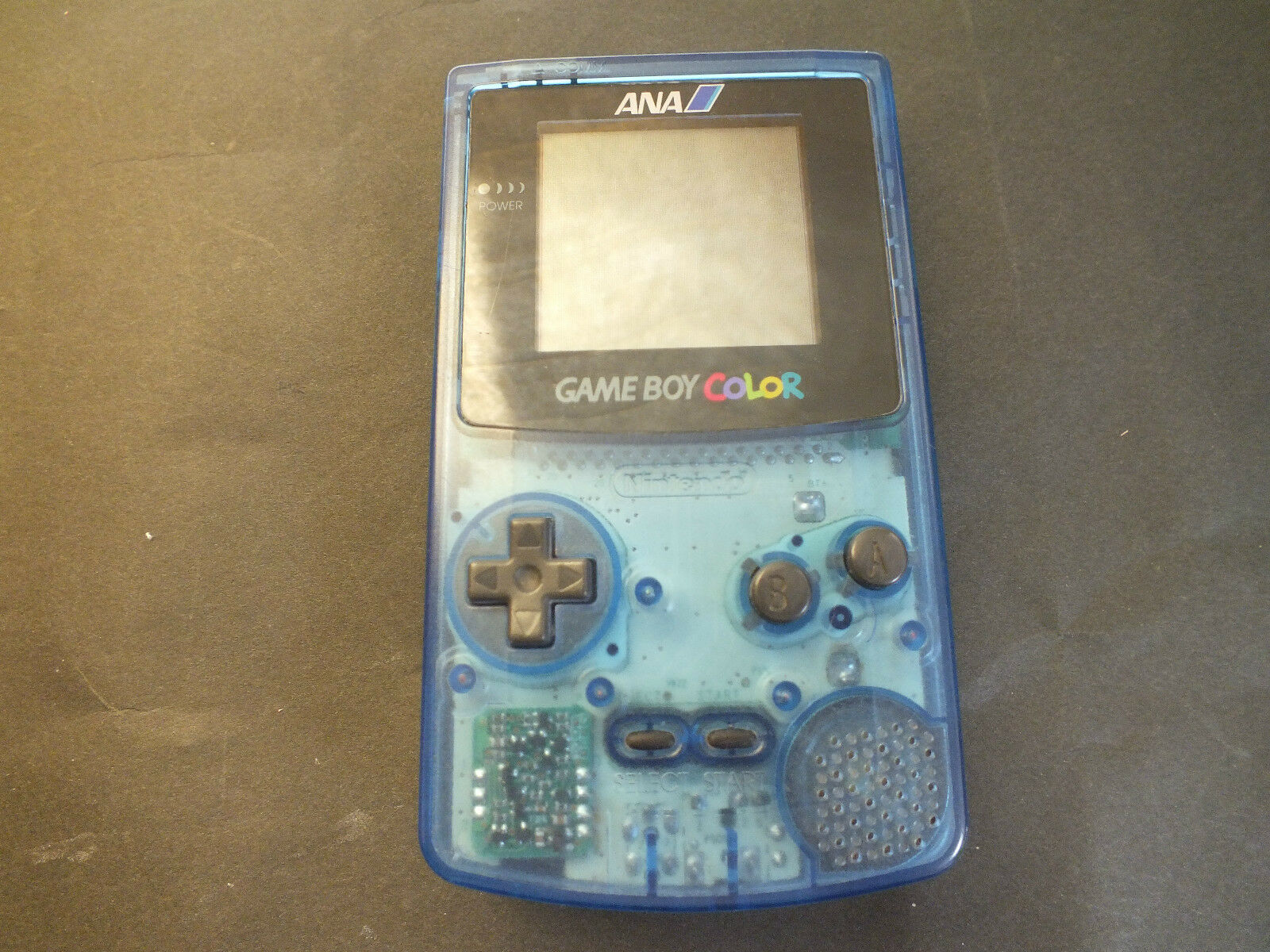 Game boy color japan - Console Nintendo Game Boy Color Ana Limited Edition Japan Very Good Condition