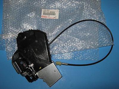 Genuine Lexus Back Door W / Motor Lock Assy 69110-60202