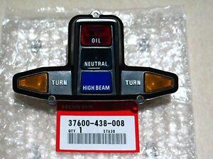 Honda CB1100RB CB900 CB 1100 Warning Light NOS Rare 37600-438-008