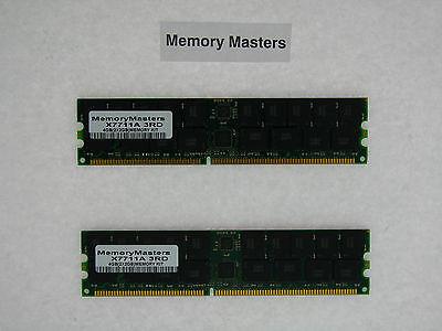 X7711a 4gb 2x2gb 184pin Pc2700 Ecc Ddr Memory Kit For Sun Fire V240