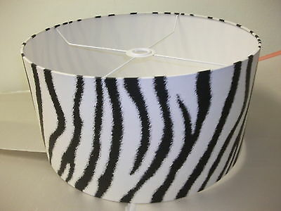 18/45cm ,leopard Print,zebra,tiger Print Wallpaper Lampshade .handmade.