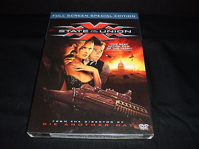 Xxx: State Of The Union (2005, Dvd)