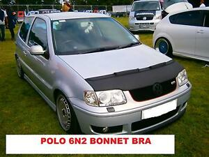 VW POLO 6N2 GTI BONNET BRA 2000-2001