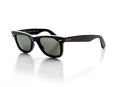 Ray-Ban Wayfarer Sunglasses - Ray-Ban RB 2140 901/58 Polarised