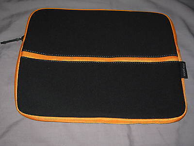 Targus Netbook Sleeve 13.5x10.5 Neoprene Laptop Ipad Protect Case Black