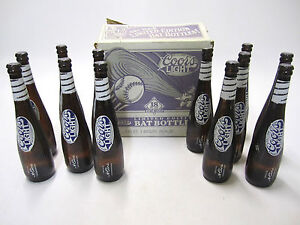 Rare Full Case 12 Limited Edition Coors Light 18oz