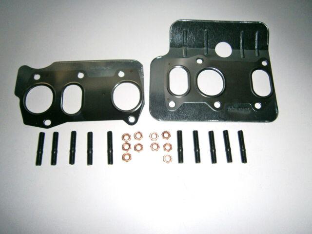 Krümmerdichtung re & li + Bolzen VR6 2,8 2,9 Turbo Abgaskrümmerdichtung AAA ABV