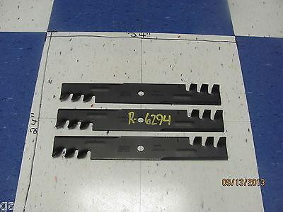 3) Usa Made Blades-encor & Ferris 52 Cut-commercial Mulchers 5021227 6294