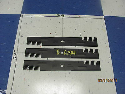 3) Usa Made Blades-encor & Ferris 52 Cut-commercial Mulchers 5021227 6294
