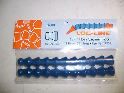 Loc-line 14 Hose Segment Pack 2 Pieces 5 34 Long 41401