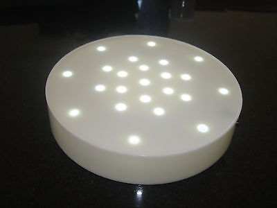11 Led Light Bases 23 Bright White Lights Wedding Table Decoration Vase Up Light