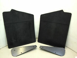 LAND-ROVER-DEFENDER-REAR-MUD-FLAP-MUDFLAPS-BRACKETS