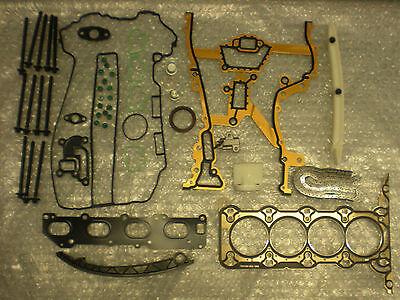 Vauxhall Z12XEP CORSA 1.2 Head Gasket Set, Head Bolts, Timing Chain Kit NEW